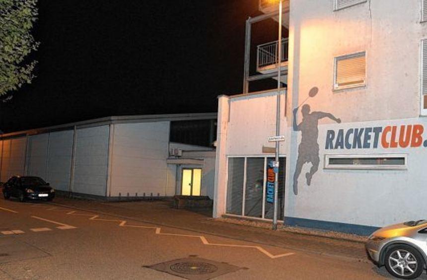 """""""Racketclub"""" wird zur Notunterkunft - Schwetzingen - Nachrichten und Informationen"""