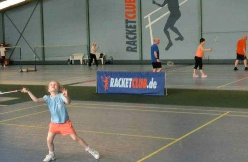 Ihre Liebe zu Badminton entdeckte sie in Schwetzingen - Schwetzingen - Nachrichten und Informationen