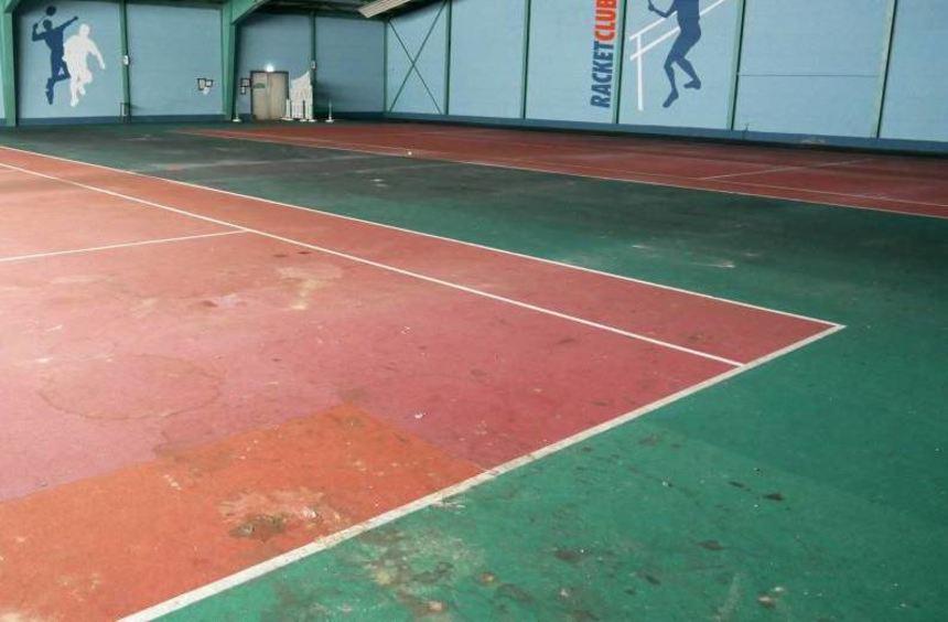 Schwetzinger Bürger unterstützen Racketclub - Schwetzingen - Nachrichten und Informationen